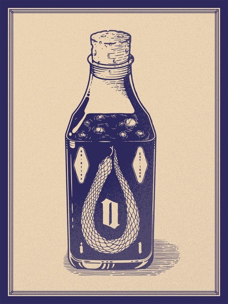 Snake Oil - snakeoil, snake, oil - andbloom   ello
