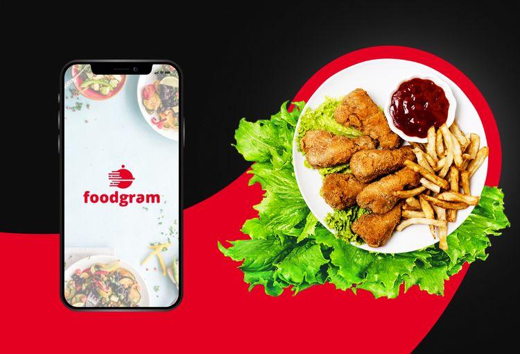 voice foodgram Food delivery ap - sohel | ello