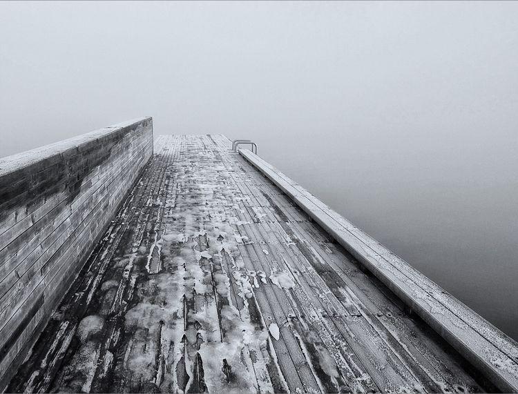 Cold dive - blackandwhite, blackandwhitephotography - eirikharstad | ello
