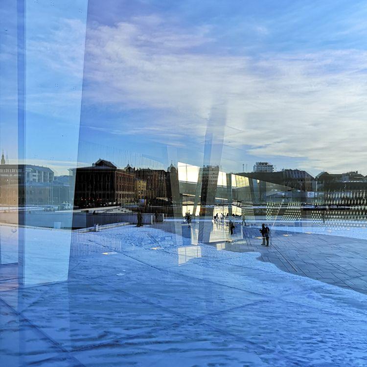 Oslo architecture - stigergutt | ello