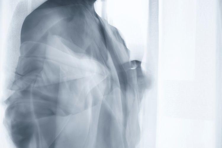 lightness - body, monochrome, longingforpresence - anagilbert | ello