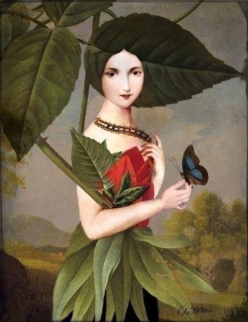 Catrin Welz-Stein - garden - jolandasdreamworld | ello