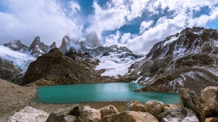 Laguna de Los Tres, El Chaltén - papa_delta | ello