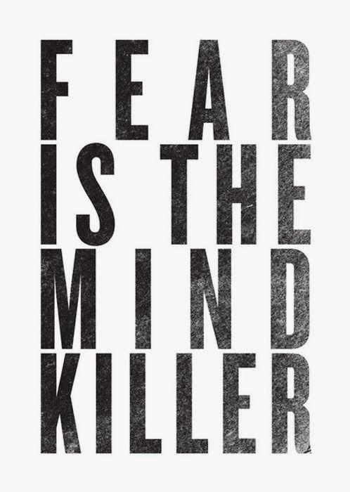 killer - Frank Herbert - Fear, mind - onreact   ello
