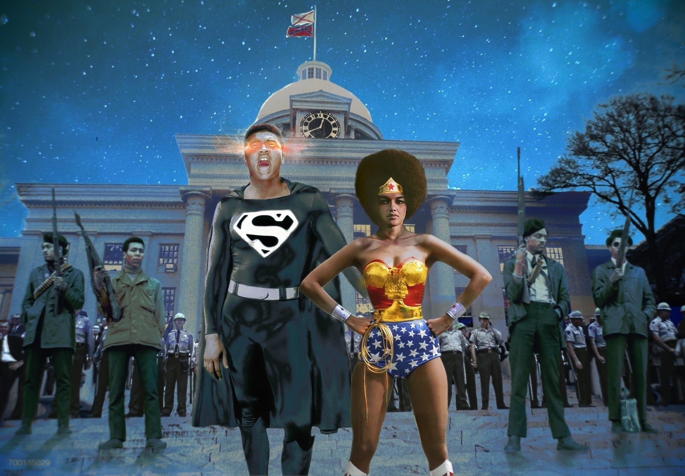 Title: SOCIAL JUSTICE LEAGUE, 1 - iamnotpablo | ello
