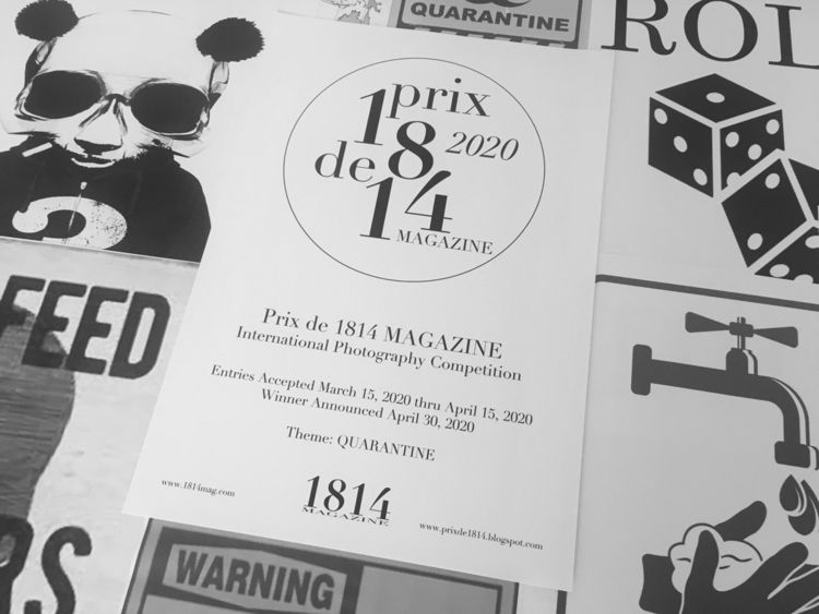 Prix de 1814 MAGAZINE accepting - 1814magazine | ello