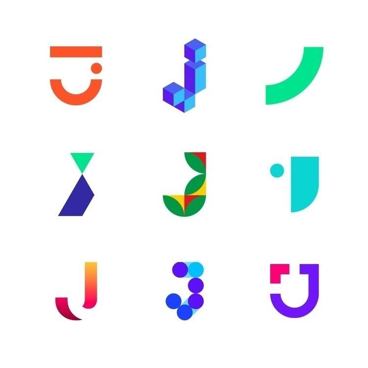 36 Days Type - Logos letter Fol - alextass   ello