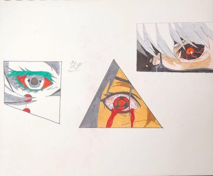 pain eyes - fool92 | ello