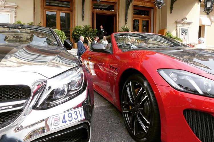 front Monte Carlo Casino - motorcities | ello
