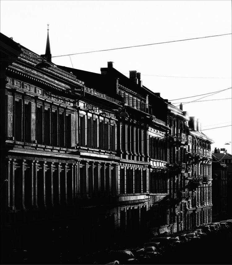 Oslove :heart:️ citizen - blackandwhite - eirikharstad | ello