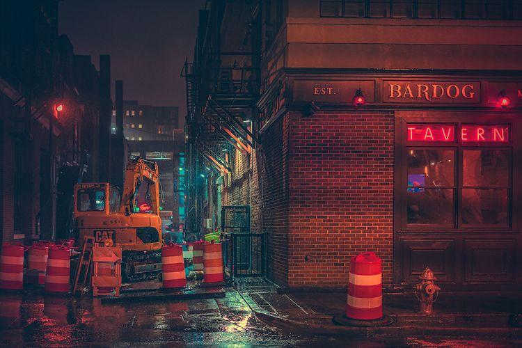 Tavern, 2020, Memphis, Tennesse - anthonypresley | ello