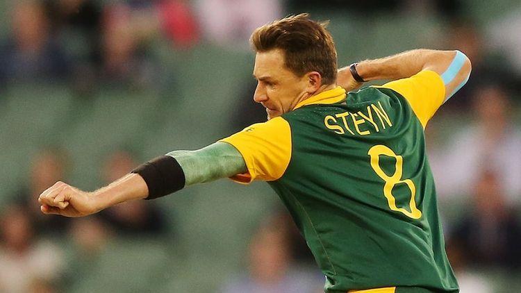 Dale Steyn left Cricket South c - cricketnlive | ello