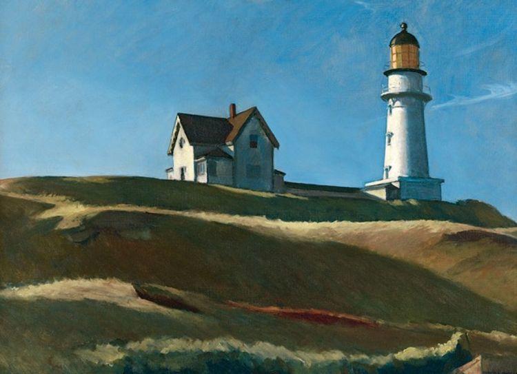 Edward Hopper York 1882 1967 Li - andrezomerwandeling   ello