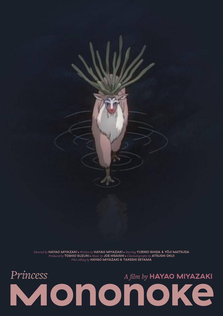 Film poster Studio Princess Mon - sarahschrauwen | ello