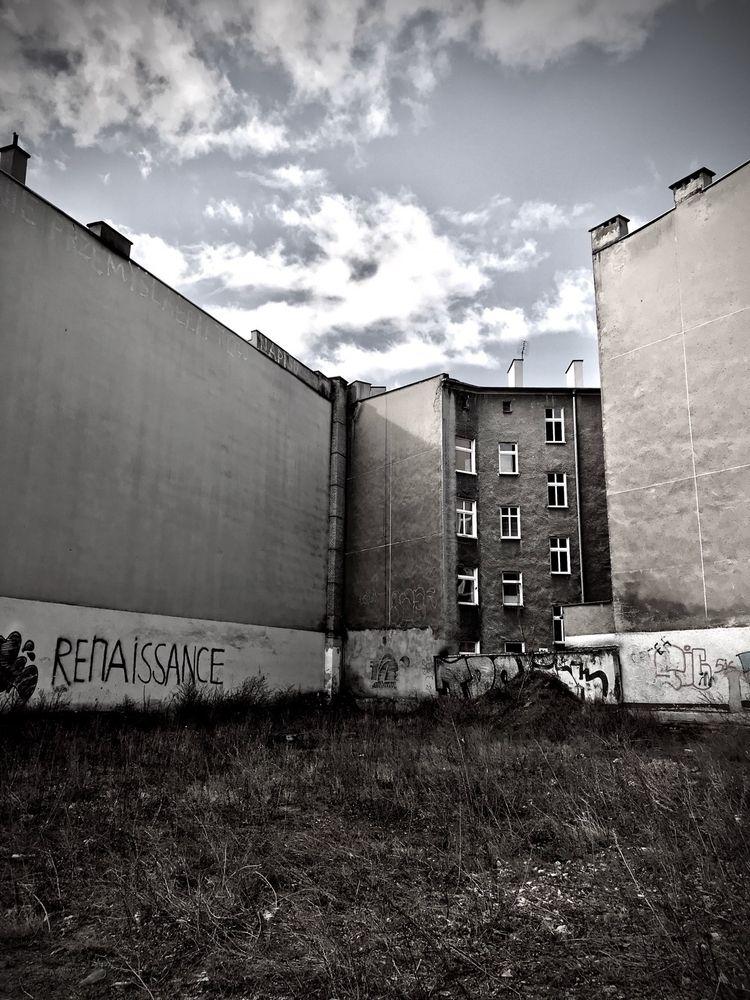 Empty Lot - szczecin, streets, postcom - blueskipper | ello