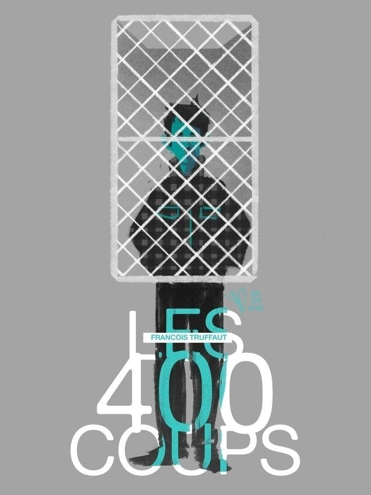 400 Blows - film, gdfilmclub, classics - evandileo | ello