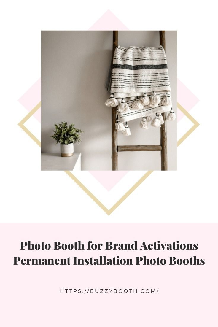 Permanent installation photo bo - buzzybooth-media | ello