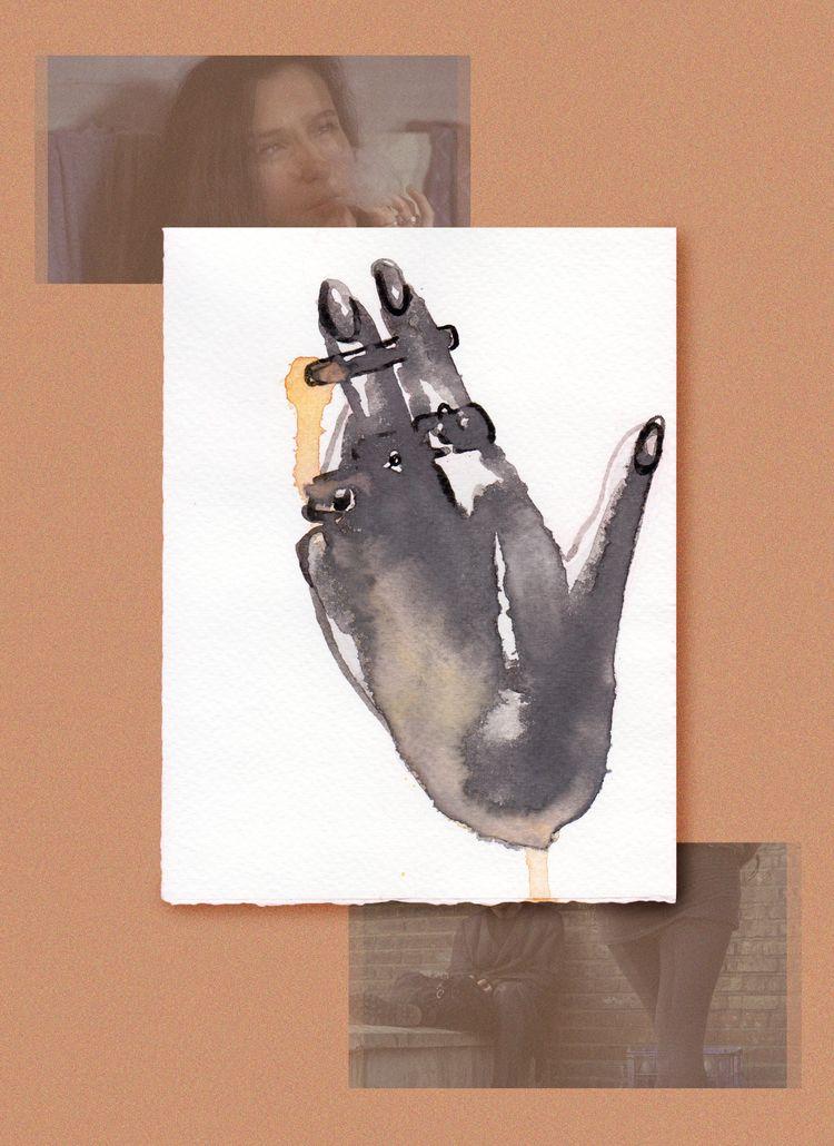 'Naked', 1993 - pestana_sara | ello