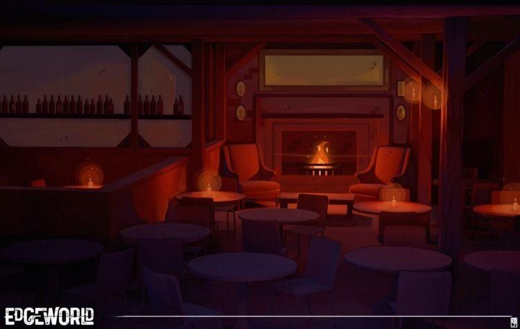 Client work - Interior piece - ilyaev | ello