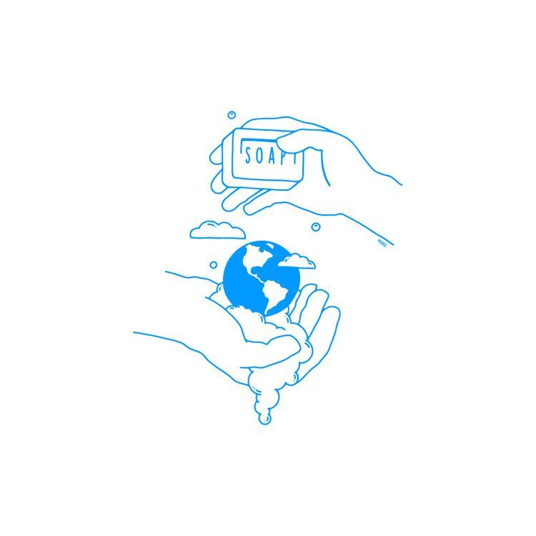 care world! IG  - ninhol | ello