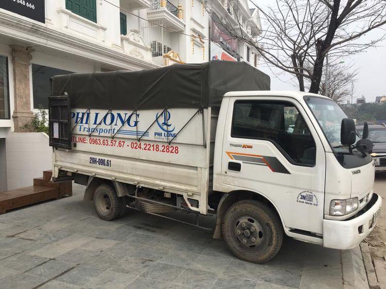 Dịch vụ taxi tải giá rẻ phố Tôn - taxitaiphilong   ello