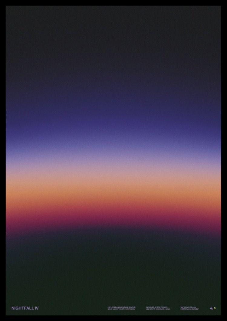 Nightfall IV (Venice, CA)  - poster - madleif | ello