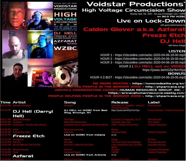 Voidstar Productions' High Volt - deftlyd   ello