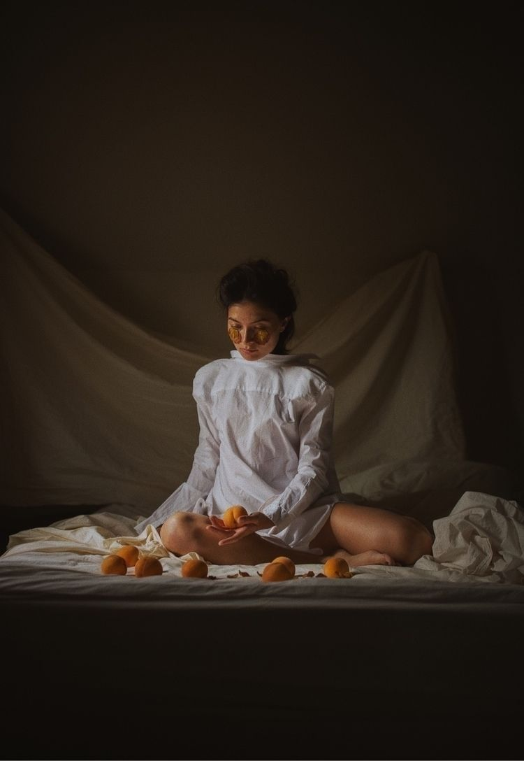 peaches - fineartphotography - kbrook | ello