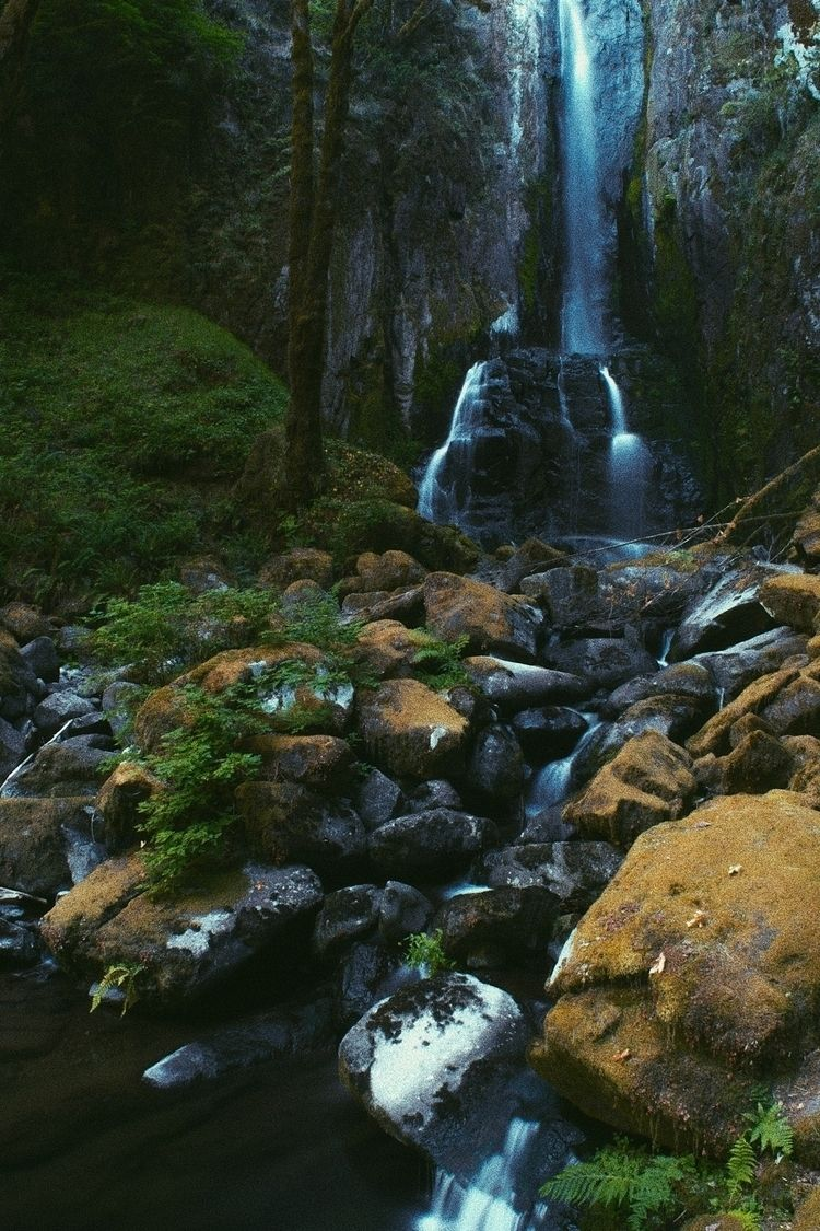 feel waterfall  - nature, travel - earthlytouch | ello
