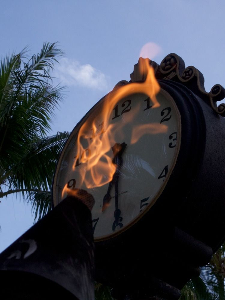Flame Time - flame, time, flameandtime - projexart | ello