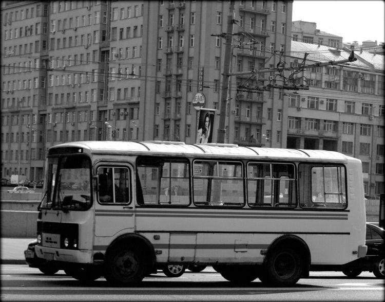 Bus Moscow Kremlin 2009 - bus, cityscape - fkopr | ello