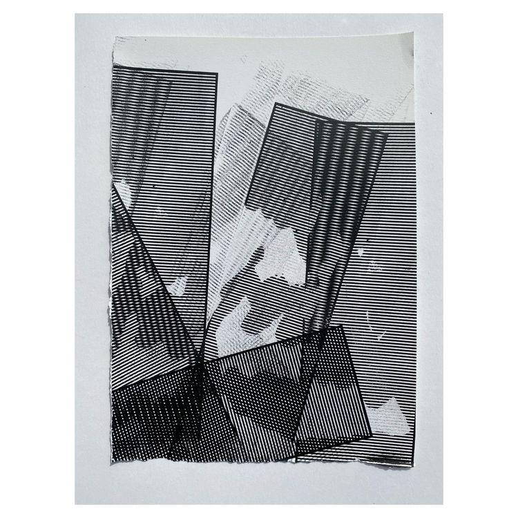 Silkscreen print paper, home si - katebanazi | ello
