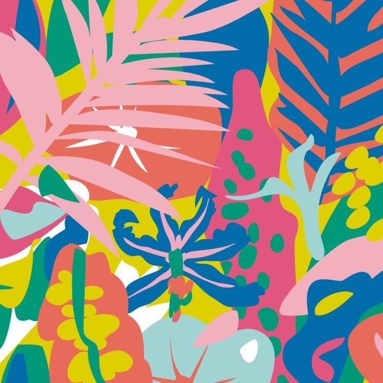 Plant Illustration Mariery Youn - mezclaostudio | ello