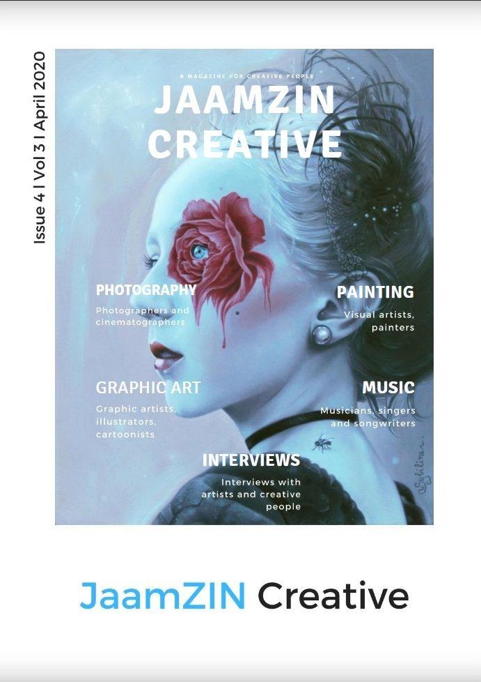 JaamZIN Creative April 2020 - jaamzin | ello