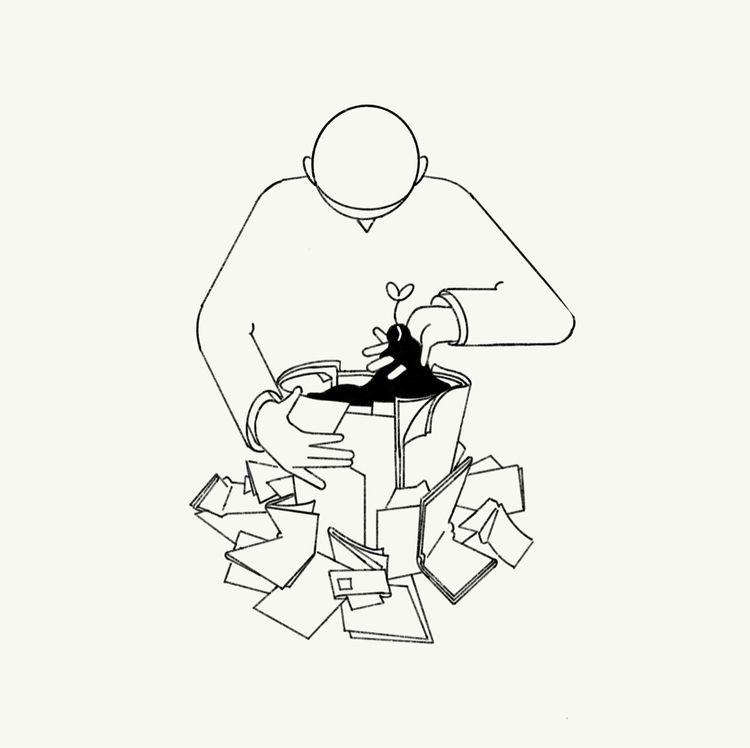 creative paper junk - itsbriefthat - pavelpopov | ello