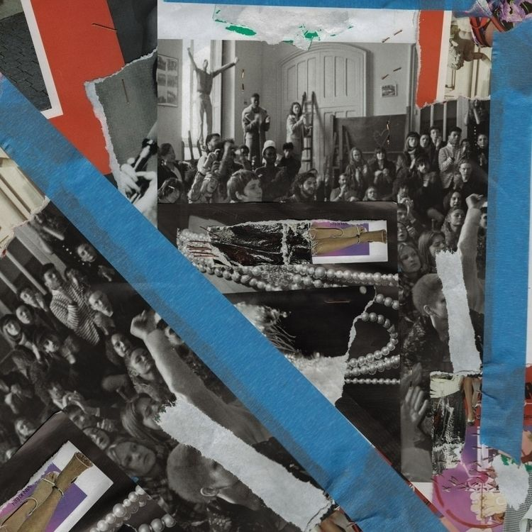 collage, 2020 - art, colors, abstract - lauragrubba | ello
