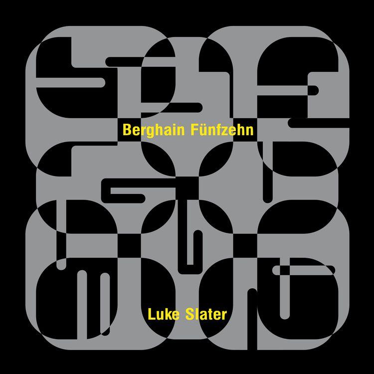 Luke Slater | Berghain Fünfzehn - ostgut_ton | ello