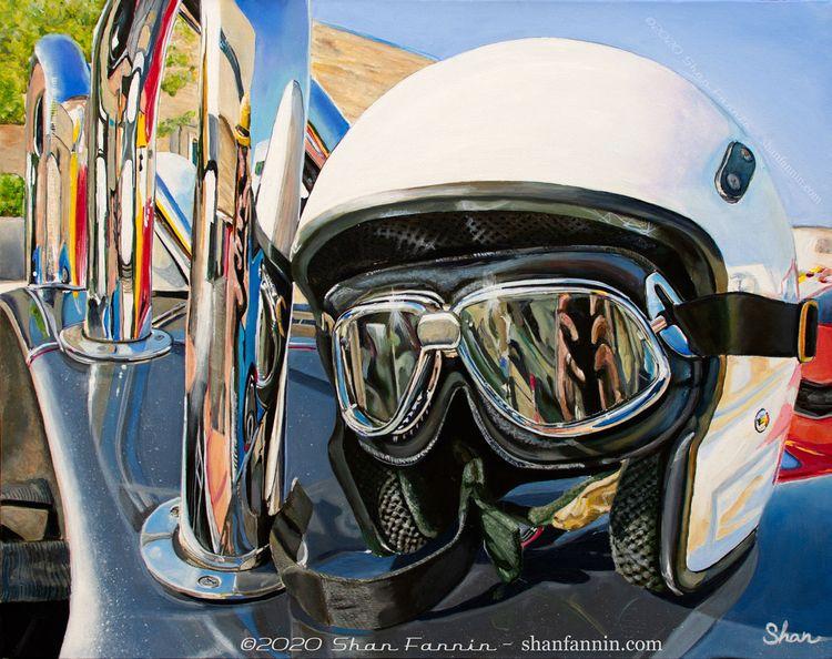 Anticipation, 24x36x1.5 acrylic - shanfannin | ello