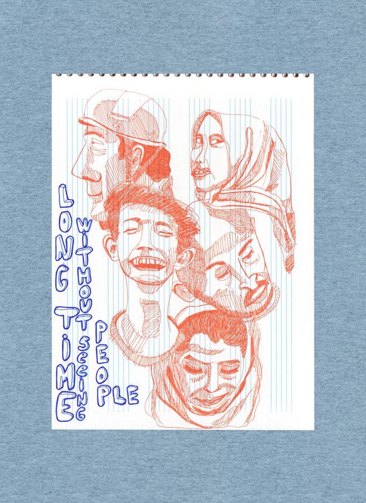 Drawn music notebook - pestana_sara | ello