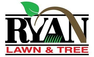 Check logo Ryan Lawn Care Kansa - customlawn | ello
