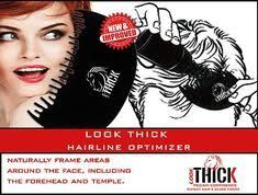 Creating natural hairline chall - lookthick | ello