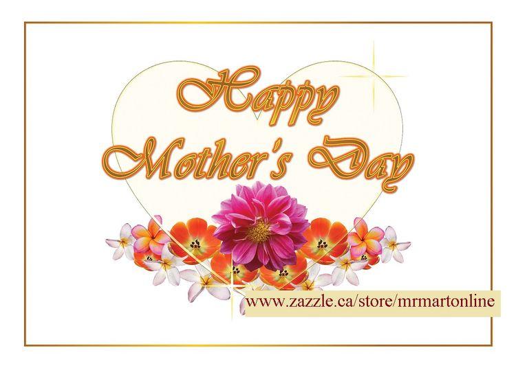 Happy Day Card - mothersday - mrmartonline | ello