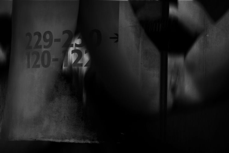 blurred, parking, window, nudephotography - obscure63 | ello