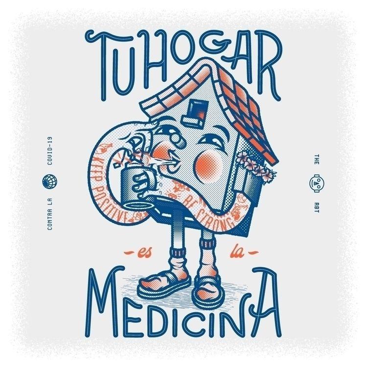 Tú hogar es la Medicina home me - theroboto | ello