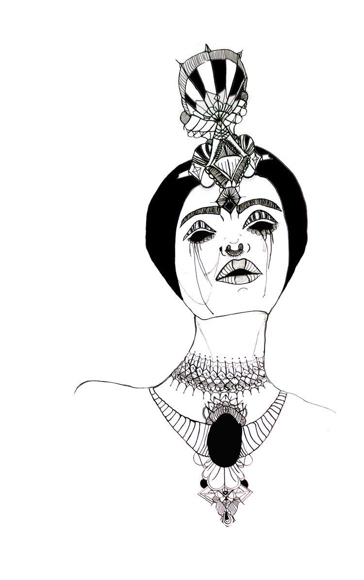 mixedmedia, illustration, baroque - eliasthefirst | ello