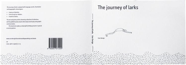 journey larks book (cartoon ill - userdesignillustrationandtypesetting | ello