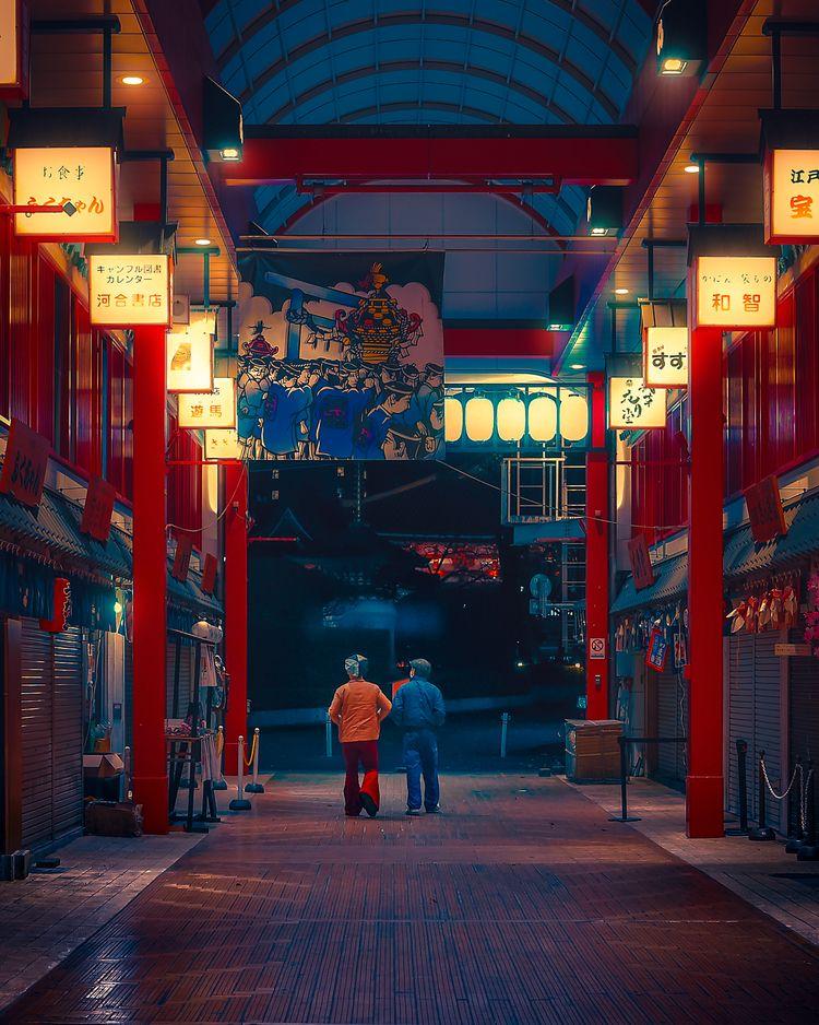 2020, Tokyo Japan. photo part D - anthonypresley | ello