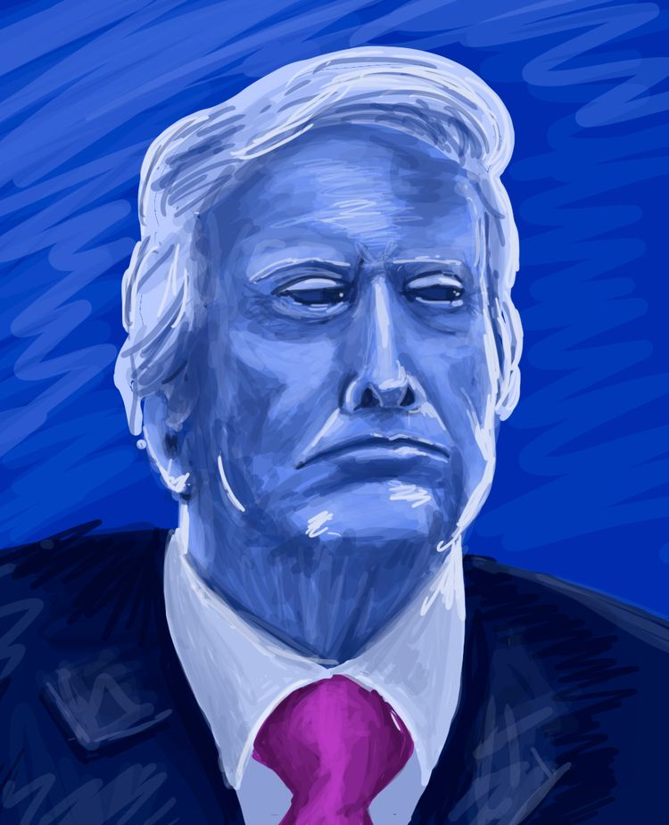 Donald Trump - osmangranda   ello