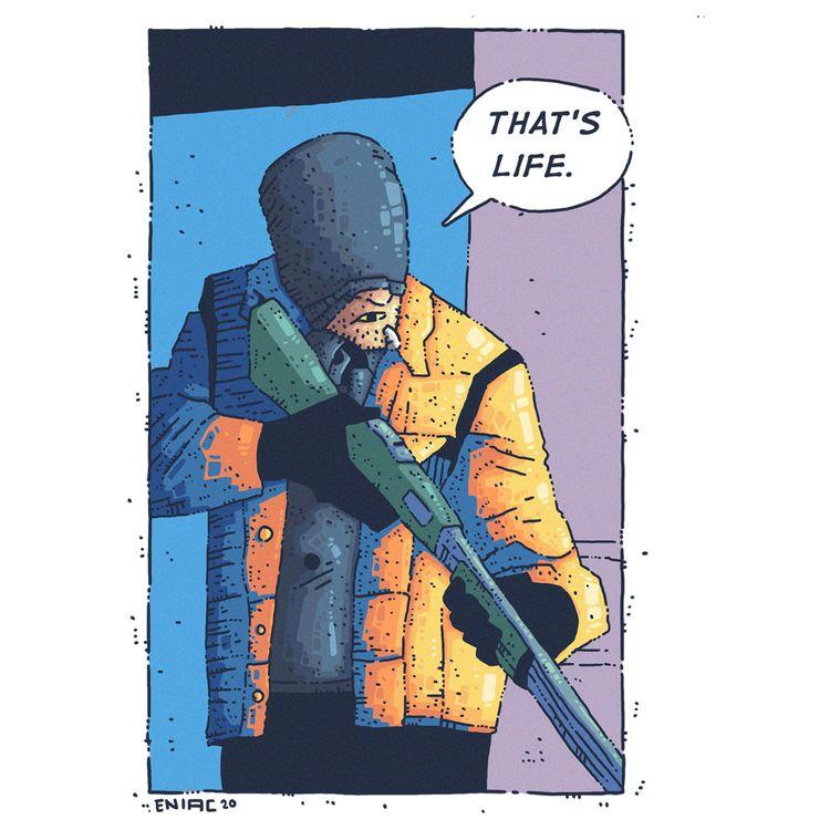 ECHO MASK // comics - superhero - artereniac | ello