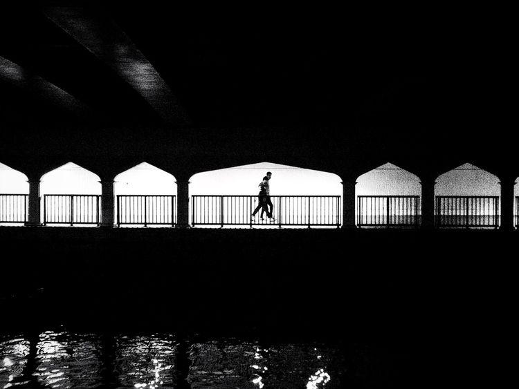 Symmetrical life - streetphotography - thetinyspeckphotography   ello